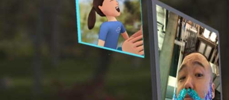 Top 5 de la réalité virtuelle avec facebook spaces